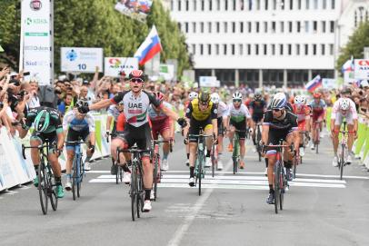 Tour of Slovenia, 13. 6. 2018